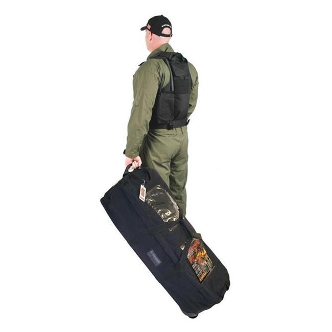 Blackhawk ALERT Load Out Bag w/ Wheels Black