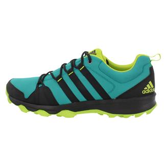 Adidas Trail Rocker Semi Solar Slime / Black / Eqt Green