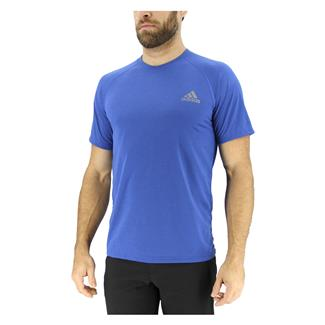 Adidas Ultimate T-Shirt Eqt Blue / Dgh Solid Gray