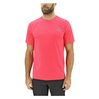 Adidas Ultimate T-Shirt Shock Red / Dgh Solid Gray