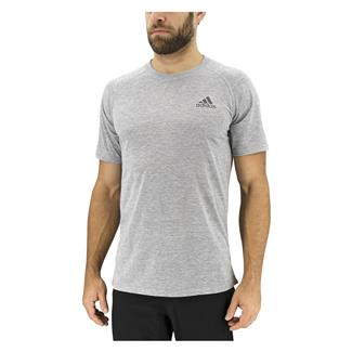 Adidas Ultimate T-Shirt Med Gray Hthr / Dgh Solid Gray