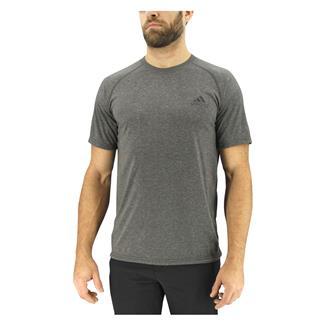 Adidas Ultimate T-Shirt Dark Gray Hthr / Black