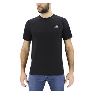 Adidas Ultimate T-Shirt Black / Dgh Solid Gray