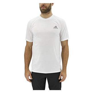 Adidas Ultimate T-Shirt White / Dgh Solid Gray