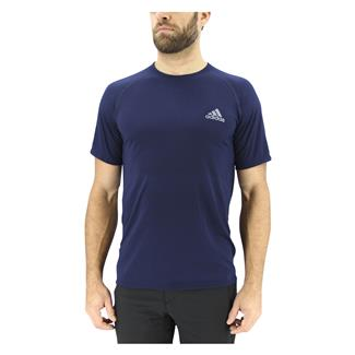 Adidas Ultimate T-Shirt Col Navy / Dgh Solid Gray