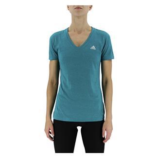 Adidas Ultimate V-Neck T-Shirt Eqt Green