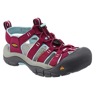 Keen Newport H2 Beet Red / Corydalis Blue