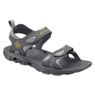 Columbia Techsun Vent Charcoal / Yellow Curry