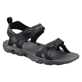 Columbia Techsun Vent Black / Columbia Gray