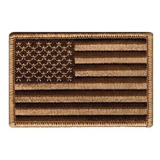 Blackhawk American Flag Patch Subdued Tan / Black