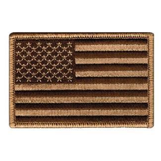 Blackhawk American Flag Patch Subdued Tan / Black