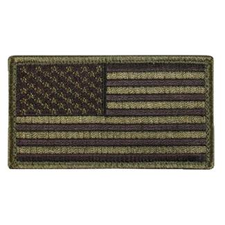 Blackhawk American Flag Patch Subdued Olive Drab