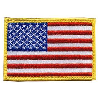 Blackhawk American Flag Patch w/ Velcro Red / White / Blue