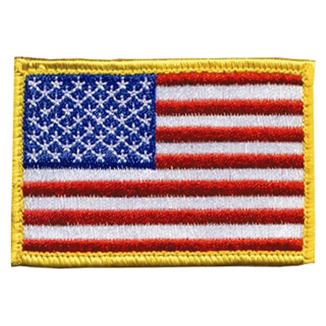 Blackhawk American Flag Patch w/ Velcro Red / White / Blue