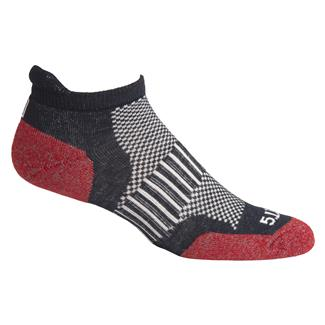 5.11 ABR Training Socks Lava