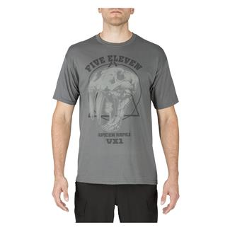 5.11 Apex Predator T-Shirt Charcoal