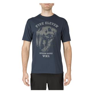 5.11 Apex Predator T-Shirt Dark Navy