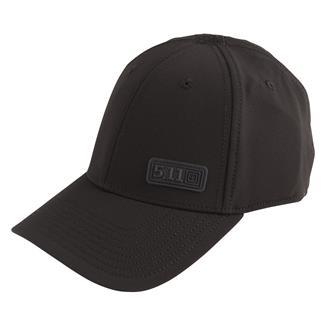 5.11 Caliber A Flex Cap Black