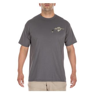 5.11 Cold Hands T-Shirt Charcoal