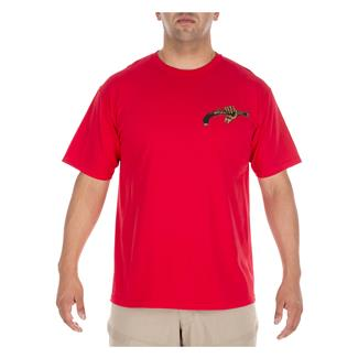 5.11 Cold Hands T-Shirt Red