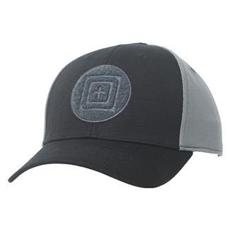 5.11 Downrange Cap 2.0 Black / Storm