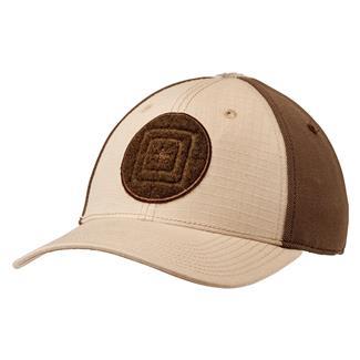 5.11 Downrange Cap 2.0 Battle Brown TDU Khaki