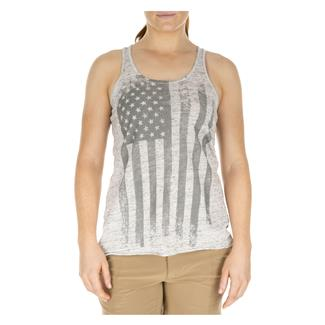 5.11 Dusted Glory Tank Grey Marble