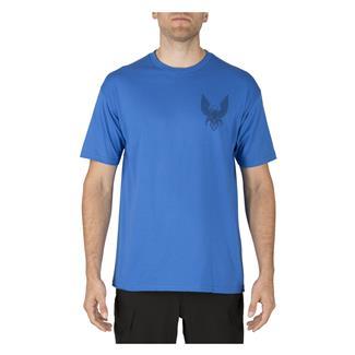 5.11 Eagle Rock T-Shirt Royal Blue