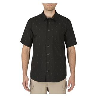 5.11 Five-O Covert Shirt Black