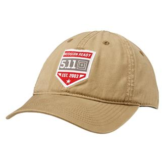 5.11 Mission Ready Cap Coyote