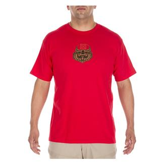 5.11 Owl T-Shirt Red
