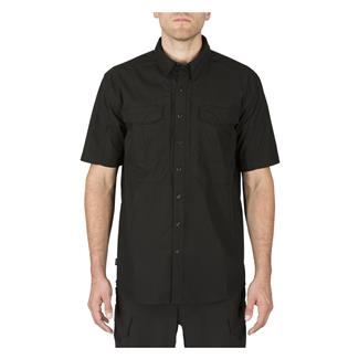 5.11 Short Sleeve Stryke Shirt Black