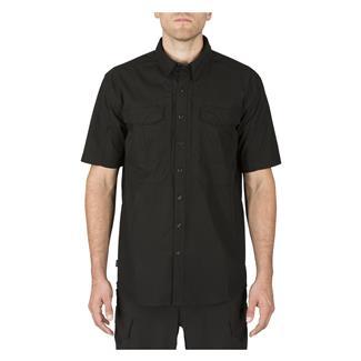 5.11 Short Sleeve Stryke Shirt Black