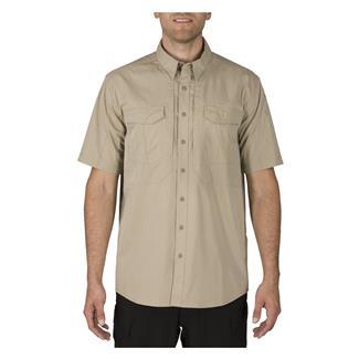 5.11 Short Sleeve Stryke Shirt Khaki