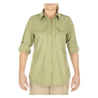 5.11 Spitfire Shooting Long Sleeve Shirt Mosstone
