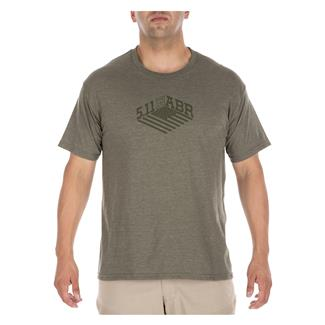5.11 Stronghold T-Shirt Military Green Heather