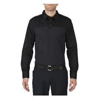 5.11 Taclite PDU Rapid Long Sleeve Shirt Midnight Navy