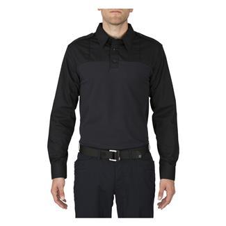 5.11 Taclite PDU Rapid Long Sleeve Shirt Midnight Navy