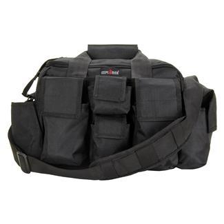 Explorer Jumbo Bail Out Bag Black