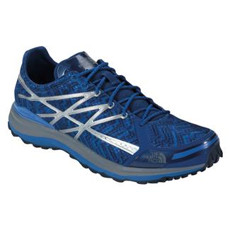 The North Face Ultra TR II Limoges Blue / Monument Gray Print