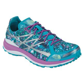 The North Face Ultra TR II Bluebird / Sweet Violet Graphic