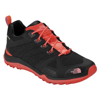 The North Face Ultra Fastpack II GTX TNF Black / Neon Peach