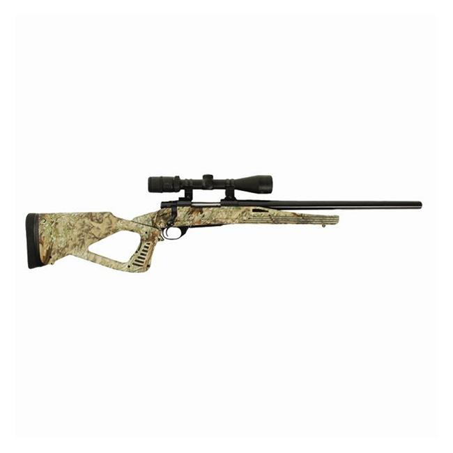 Blackhawk Axiom TH Thumbhole Rifle Stock - Polymer Full Float Desert Shadow Camo