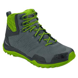 The North Face Ultra Fastpack II Mid GTX Spruce Green / Macaw Green
