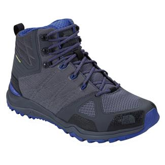 The North Face Ultra Fastpack II Mid GTX Zinc Gray / Limoges Blue