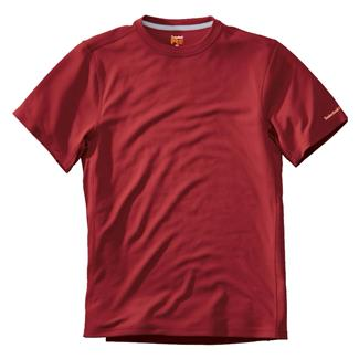 Timberland PRO Wicking Good T-Shirt Henna Red