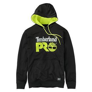 Timberland PRO Hoodmaster Fleece Pullover Hoodie Jet Black