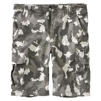 Timberland PRO Work Warrior Ripstop Utility Shorts Camouflage Print
