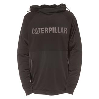 CAT Contour Pullover Sweatshirt Black