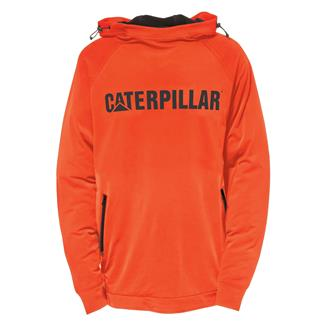 CAT Contour Pullover Sweatshirt Adobe Orange